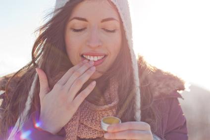 Kokosöl Lippenpflege Balsam