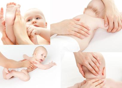 Kokosöl und Babypflege