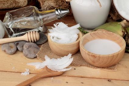 Kokosöl in der Küche