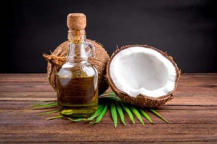 Kokosöl Haarkur