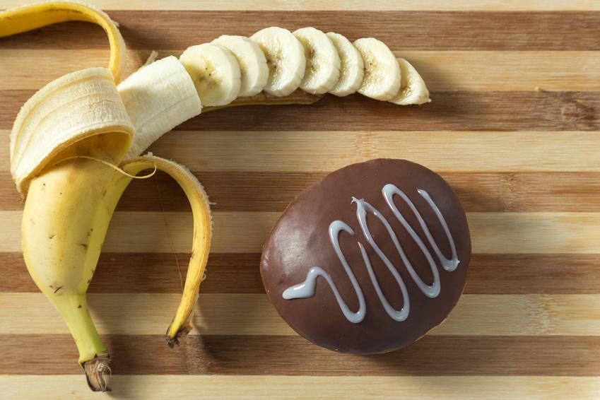 Veganes Cremiges Bananen-Schokoladen-Konfekt
