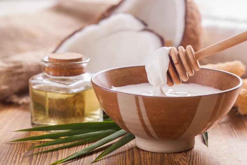Massage-Kokosöl selbst gemacht