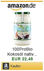 100ProBio Kokosöl